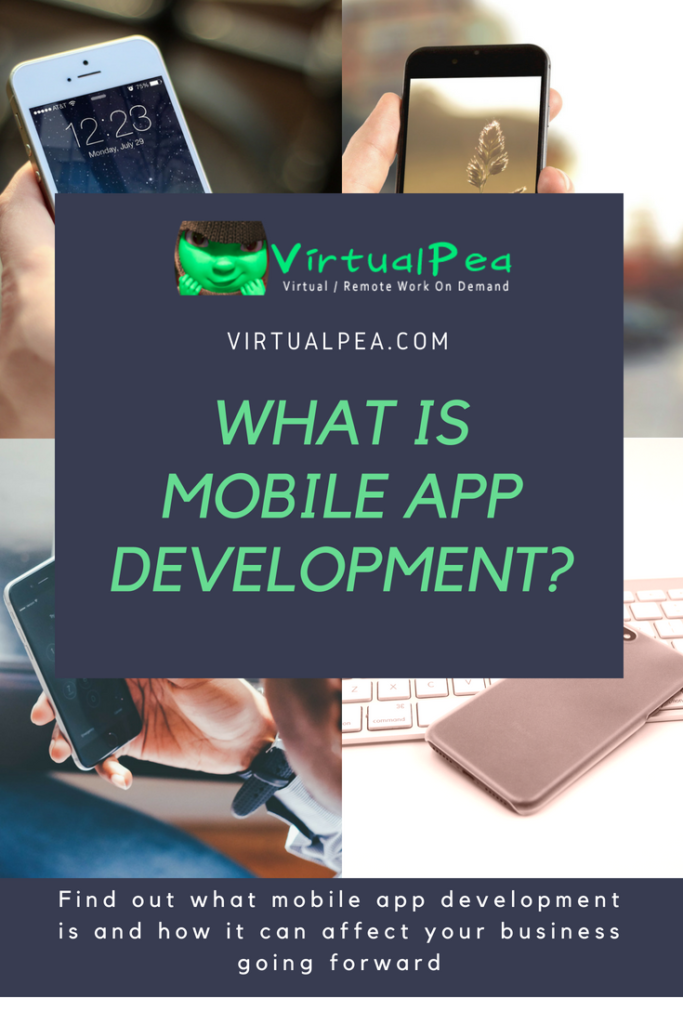 We design and develop brilliant mobile apps from the ideas you have been sitting with. We offer mobile app development services for iOS and Android. Read more: https://virtualpea.com/what-mobile-app-development/