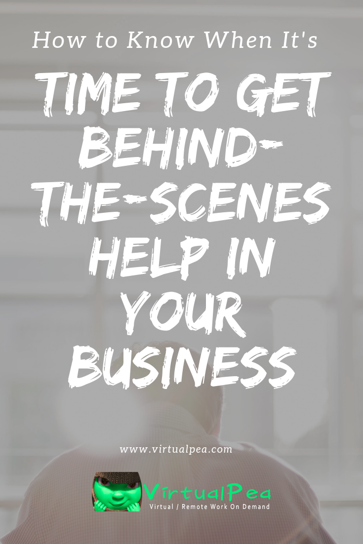 Often times entrepreneurs hesitate at hiring someone or a team to help them in their business. They feel that once their business grows enough or make a certain amount of money, then the time would be 'right'. That may be true BUT first know the facts about your business and be honest with yourself on how much you can actually do and still have a successful business.