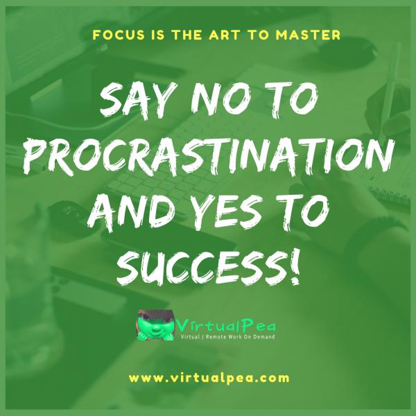 no-procrastination-yes-success